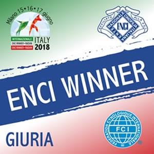 Giuria ENCI Winner 2018