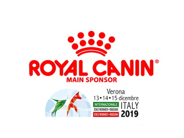 Royal Canin - Main sponsor ENCI WINNER 2019